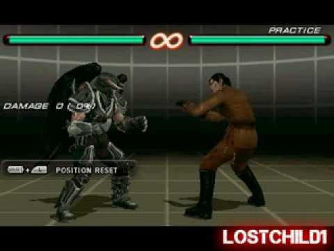 Devil Jin Tekken 6 Combos