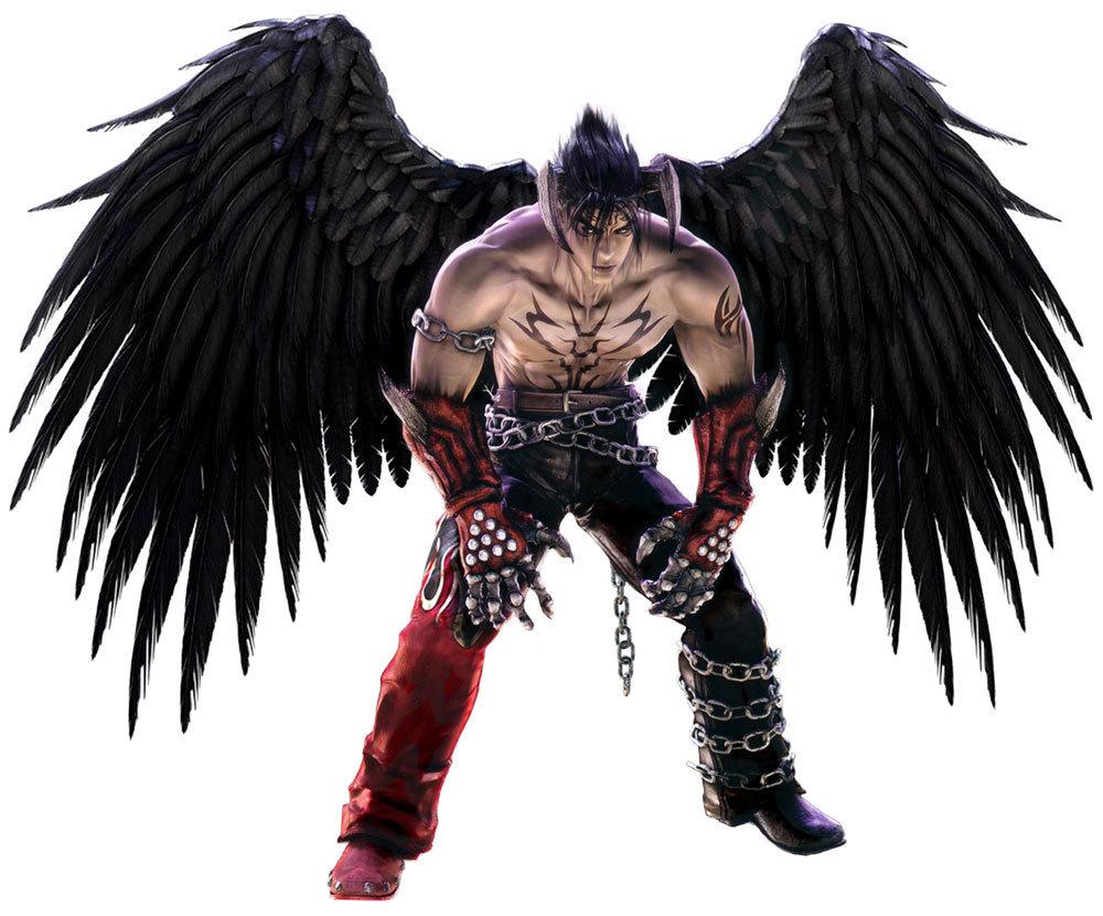 Devil Jin Wallpapers Tekken 6