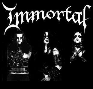 Immortal Band Logo