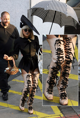 Lady Gaga Shoes For Sale