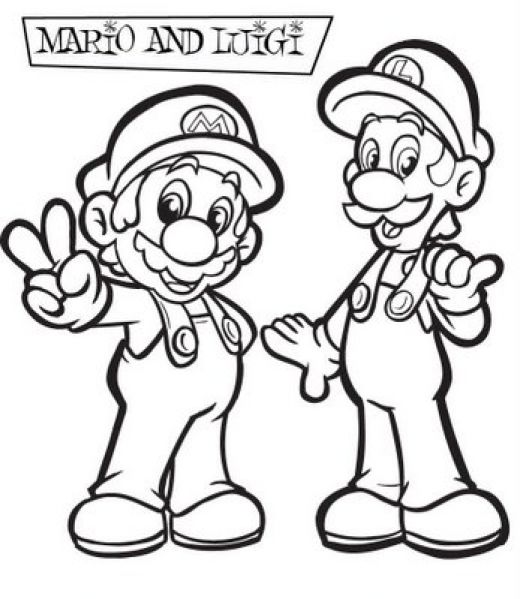coloring book ~ Printable Bowser Coloring Pages Online Mario Of ... | 599x520